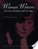 Women Writers of Great Britain and Europe