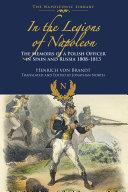In the Legions of Napoleon Book