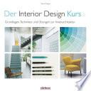 Der Interior Design Kurs