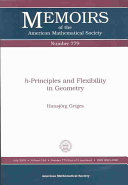 h-Principles and Flexibility in Geometry
