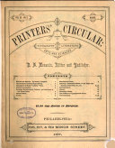 Printers  Circular