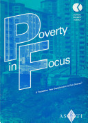 Poverty in Focus: a Transition Year Supplement to Fair Shares