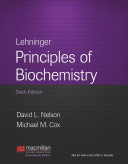 Lehninger Principles of Biochemistry Book