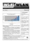 Wi-Fi/WLAN Monthly Newsletter Pdf/ePub eBook