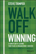Pdf Walk Off Winning Telecharger