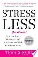 Stress Less For Women  Book PDF