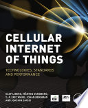 Cellular Internet of Things