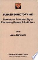 EURASIP Directory 1983