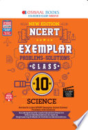 """Oswaal NCERT Exemplar (Problems solutions) Class 10 Science (For 2021 Exam)"" by Oswaal Editorial Board"