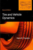 Tire and Vehicle Dynamics Book