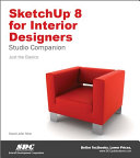 SketchUp 8 for Interior Designers