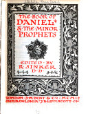The Book Of Daniel The Minor Prophets