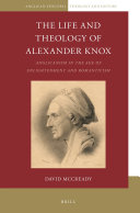 The Life and Theology of Alexander Knox