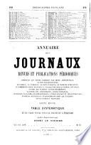 Bibliographie française