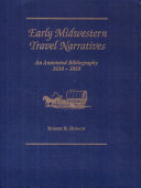 Early Midwestern Travel Narratives