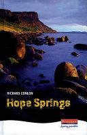 Books - Heinemann Plays: Hope Springs | ISBN 9780435999964
