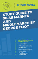 Pdf Study Guide to Silas Marner and Middlemarch by George Eliot