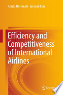 Efficiency and Competitiveness of International Airlines Book