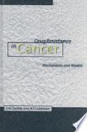 Drug Resistance in Cancer