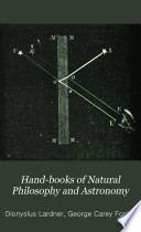 Hand books of Natural Philosophy and Astronomy  Optics Book