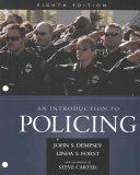 An Introduction to Policing   Mindtap Criminal Justice  1 term Access