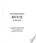 Contemporary Sioux painting
