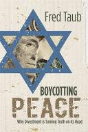 Boycotting Peace