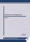 Advances in Civil Engineering  CEBM 2011 Book