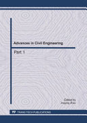 Advances in Civil Engineering  CEBM 2011