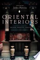 Oriental Interiors Book PDF