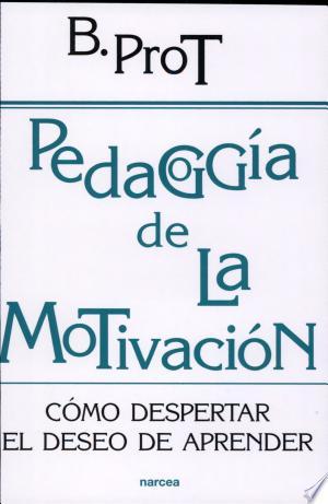 Download Pedagogía de la motivación Free PDF Books - Free PDF