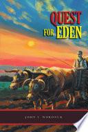 Quest for Eden Book