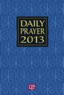 Daily Prayer 2013