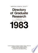 Directory of Graduate Research