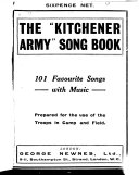 The  Kitchener Amry  Song Book