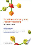 Food Biochemistry And Food Processing Book PDF