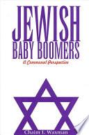 Jewish Baby Boomers