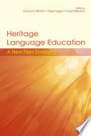 Heritage Language Education