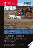 Routledge Handbook of Global Sustainability Governance
