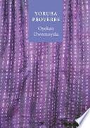 Yoruba Proverbs Book