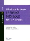 La France médiévale - Livre de l'élève - Edition 1999