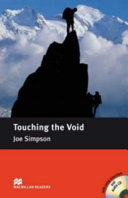 Books - Mr Touching The Void No Cd | ISBN 9780230034457