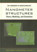 Nanometer Structures Book