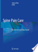 Spine Pain Care Book
