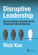 Disruptive Leadership Pdf/ePub eBook