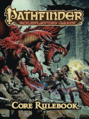 link to Pathfinder roleplaying game : core rulebook in the TCC library catalog