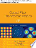 Optical Fiber Telecommunications VIB Book