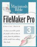 The Macintosh Bible Guide to FileMaker Pro 3