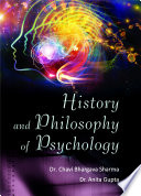 History and Philosophy of Psychology