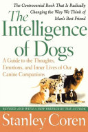 Pdf The Intelligence of Dogs